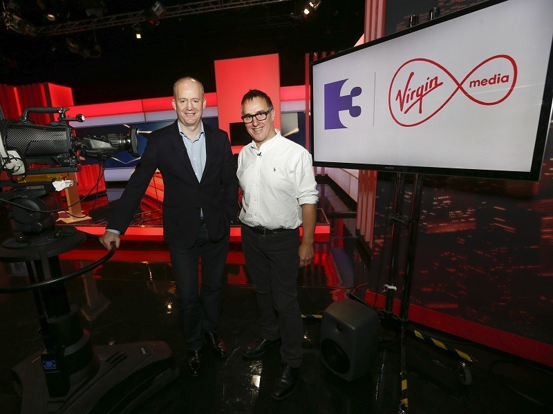 TV3 CEO to step down after Virgin Media seals deal for station