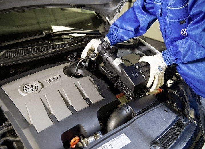 Emissions scandal VW