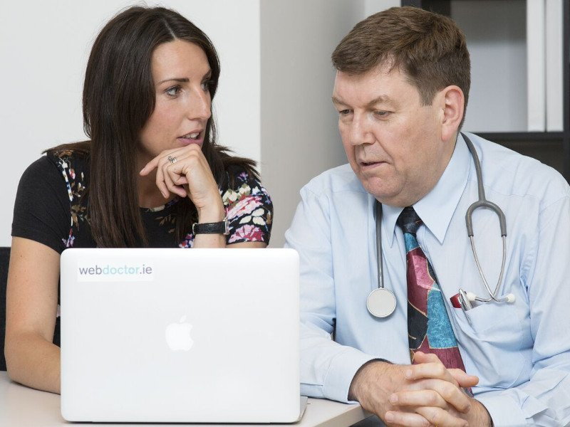Boole start-up of the week: Webdoctor