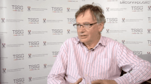 Willie Donnelly, WIT president and founder of TSSG