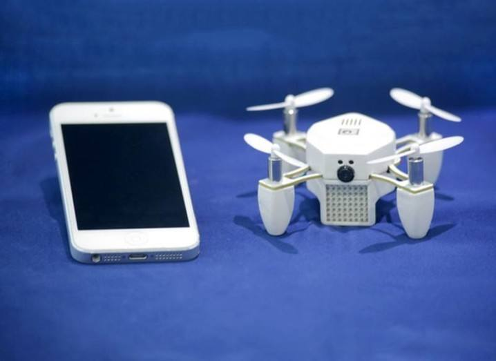 Zano Drone iPhone