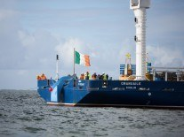 $300m New York-Dublin-London fibre cable is the splice of life
