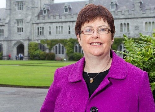 Anita Maguire, VP of research and innovation, UCC