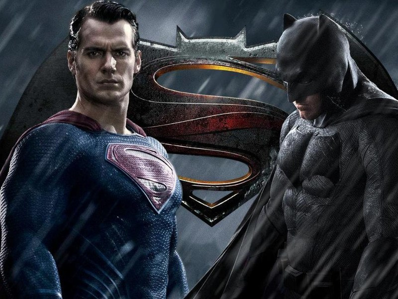Batman v Superman: A trailer packed with childish, fun stuff