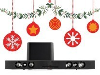 Christmas giveaway: Win a Bush soundbar and subwoofer!