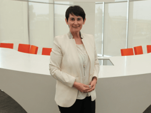 Carolan Lennon, managing director, Open Eir