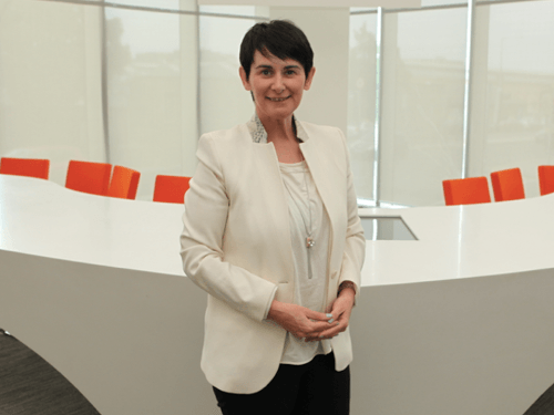 Carolan Lennon, managing director, Open Eir