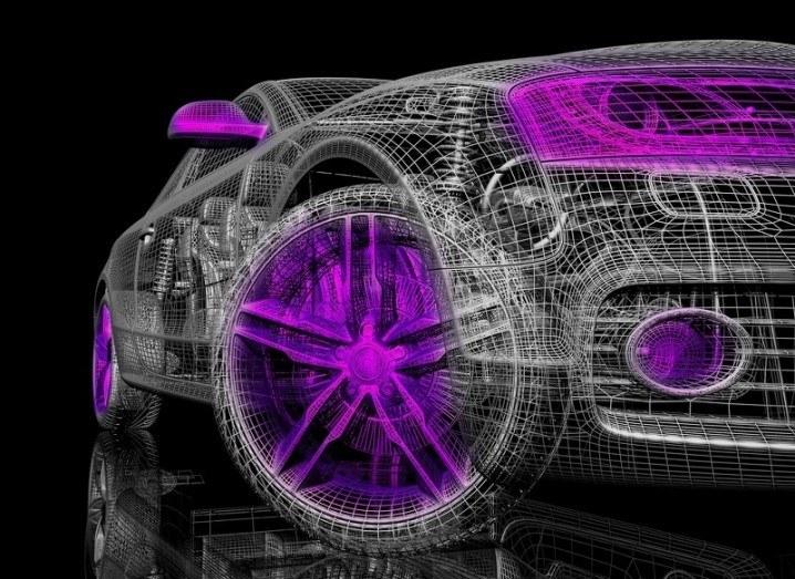 Smart Cars: sketch of car