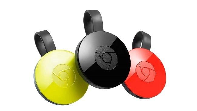 Chromecast options