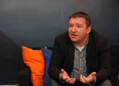 David Tighe, head of innovation, Bank of Ireland