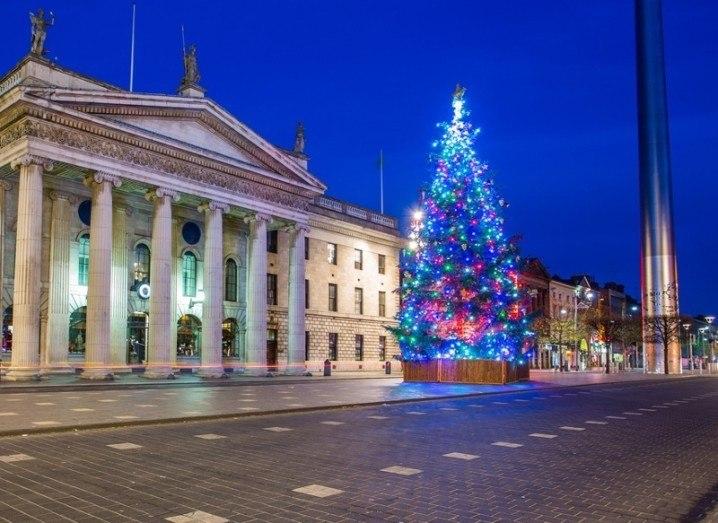dublin-christmas-shutterstock