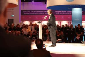 Enda Kenny, TD, launches Innovation 2020