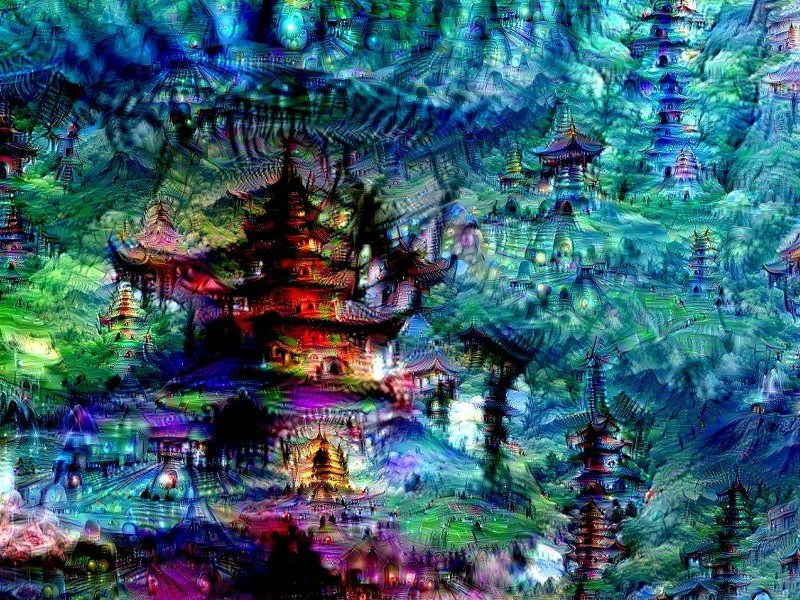 A hesitant look back at the disturbing world of Google DeepDream