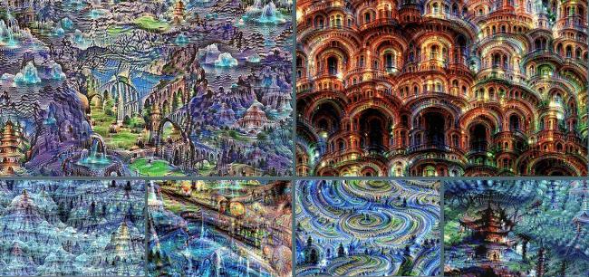 Google DeepDream