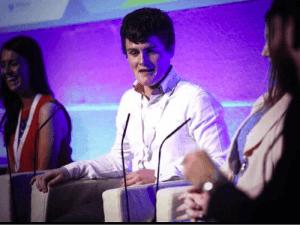 Harry McCann, director, Digital Youth Council