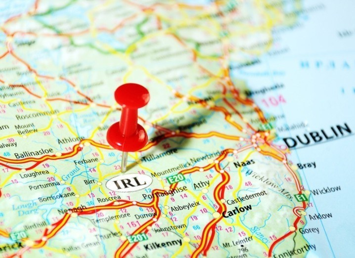 ireland-map-Eir-shutterstock