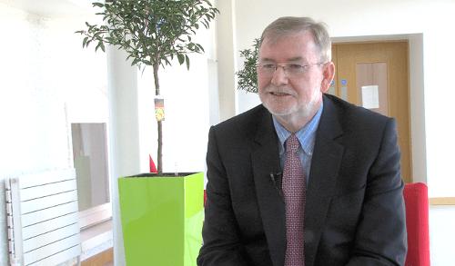 Kieran Drain, CEO, Tyndall National Institute