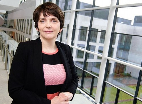 Orla Feely, VP for research, innovation and impact at UCD