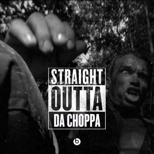 Straight Outta Comption meme