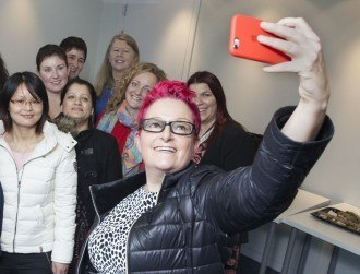 Techmums founder Sue Black celebrates New Year with an OBE