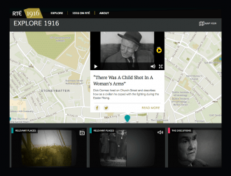 1916 Rising inspires wonderful new interactive map