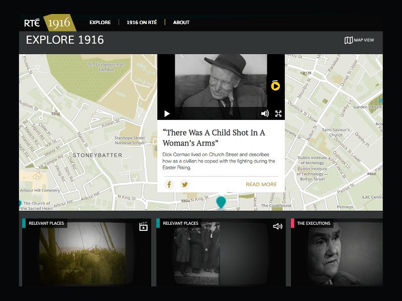 1916 Rising inspires wonderful new interactive map