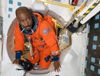 Life in space, with astronaut Leland Melvin and Great Big Story