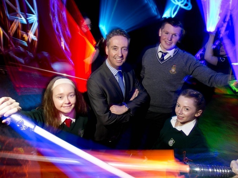 Country's students descend on RDS for BTYSTE 2016