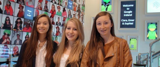 2013 Young Scientist winners