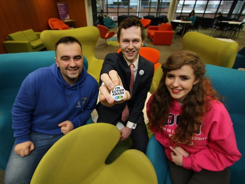 First steps made towards first Irish autism-friendly campus at DCU