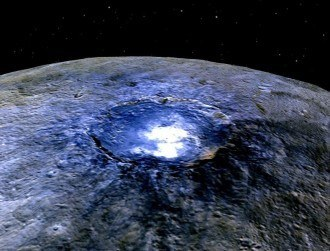 Dawn's new Ceres photos reveal even more detail