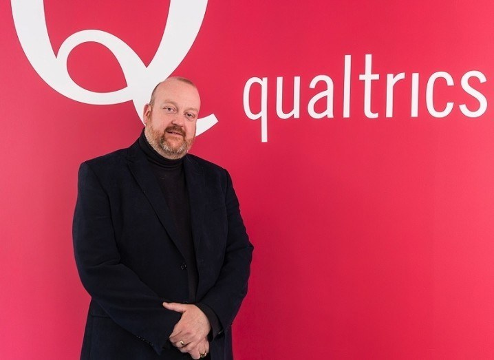 Dermot Costello, Qualtrics