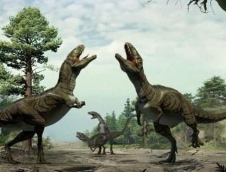 Dinosaur mating ritual was less Rocky, more Flashdance
