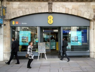 BT's £12.5bn acquisition of EE cleared by UK Competition Authority
