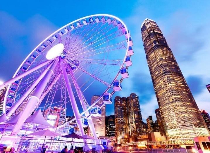 IoT accelerator Hong Kong