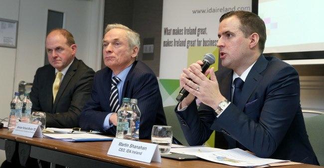IDA FDI Ireland
