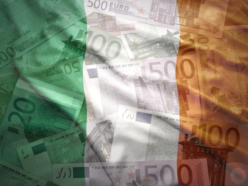 Do the Irish DDoS attacks simply boil down to money?