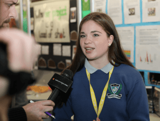 Can swimming help asthmatics? We found out at BTYSTE 2016