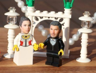 3D print your face on Lego, do it!