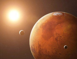 Enter sandman: Curiosity snaps Mars dunes