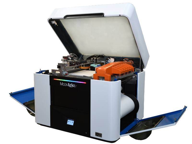 Mcor 3D printer that can make any object out of A4 paper wins gong at CES