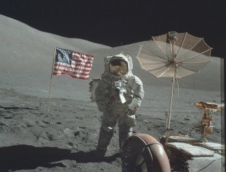 If moon landing conspiracy was true, we'd know by now, says maths formula