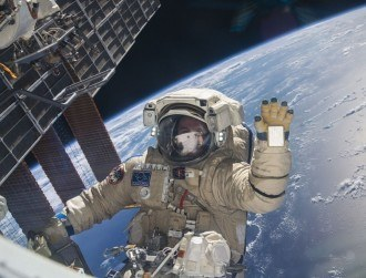 Tim Peake to boldly go where no Brit has gone before on spacewalk