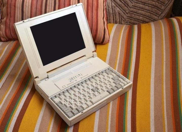Laptop old