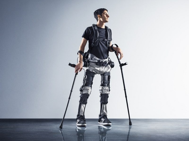 New lower-cost, powerful exoskeleton first step to bionic future