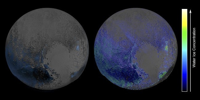 Pluto scans