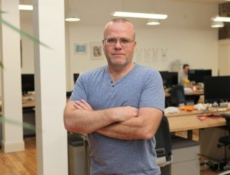 Rasmus Lerdorf, father of PHP: Programming is boring