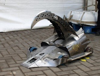 Robot Wars is back, with more science and destruction