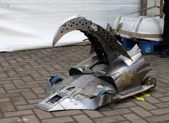 Robot Wars razor