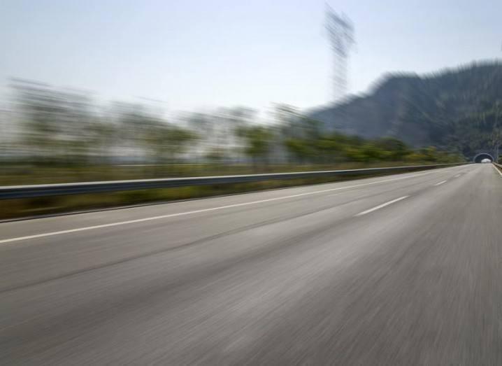 Self-driving cars road